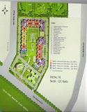 Gulshan Vivante Site plan
