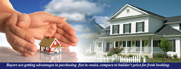 resale flats in noida
