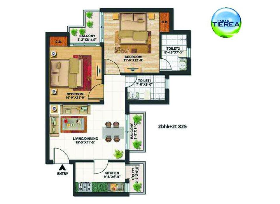 paras tierea floor plan 825 paras home plans home plans,Paras Homes Floor Plans